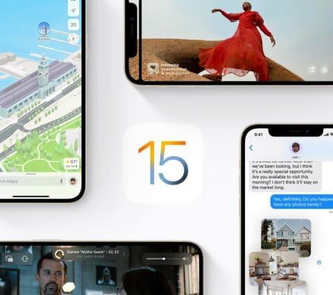 iOS15 etiPadOS15 sont disponibles: lesprincipales nouveautés