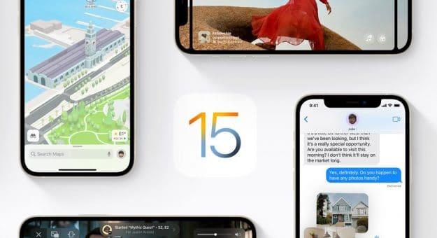 iOS15 etiPadOS15: lespremières bêta publiques sontdisponibles
