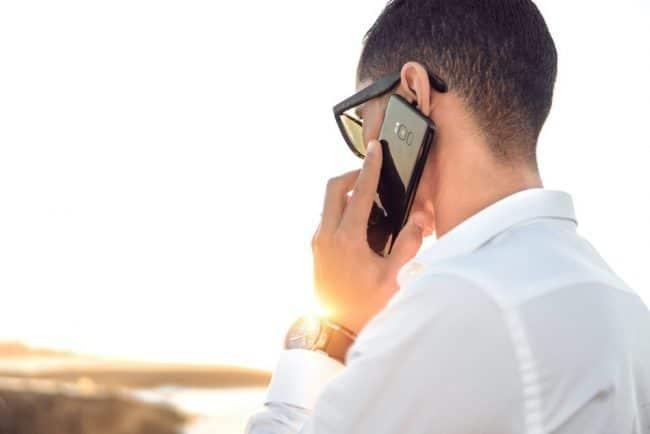 Appel téléphonique & téléphone