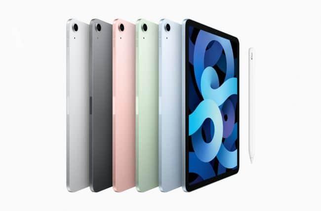 Lenouvel iPad mini s'inspirait dudesign del'iPad Air © Apple