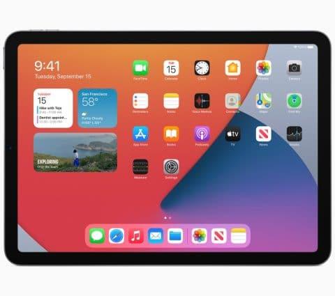 iPad mini6: lapetite tablette d'Apple disposerait d'unécran de8,3pouces