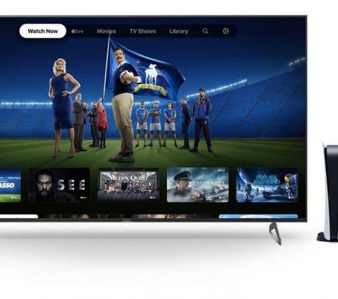 Bon Plan – Sixmois d'AppleTV+ offerts auxpropriétaires dePS5