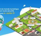 E-Junior: uneplateforme pouraider lesenfants dans leurspratiques numériques