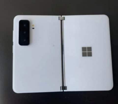 Microsoft Surface Duo2: unefuite révèle untriple modulephoto