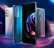 Motorola dévoile lesEdge20, sanouvelle génération desmartphones haut degamme