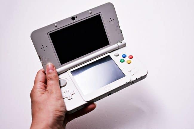 Nintendo 3DS console