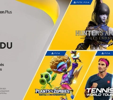PlayStation Plus: quelssont lesjeux gratuits surPS4 etPS5 enaoût2021?