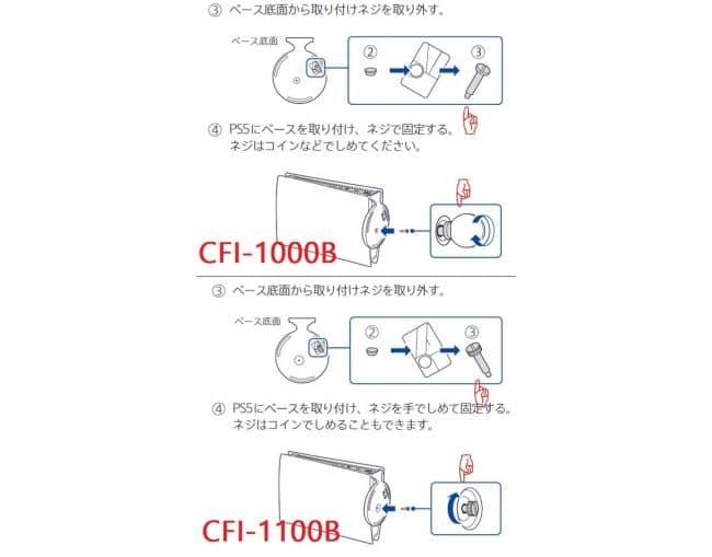 Sony PlayStation 5 CFI-1100B