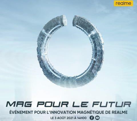 MagDart: Realme vaprésenter sonalternative auchargeur MagSafe