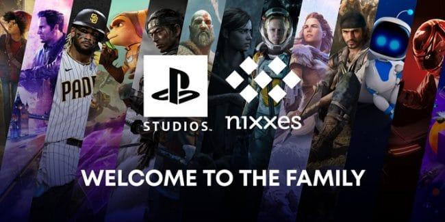 Sony PlayStation Studios Nixxes