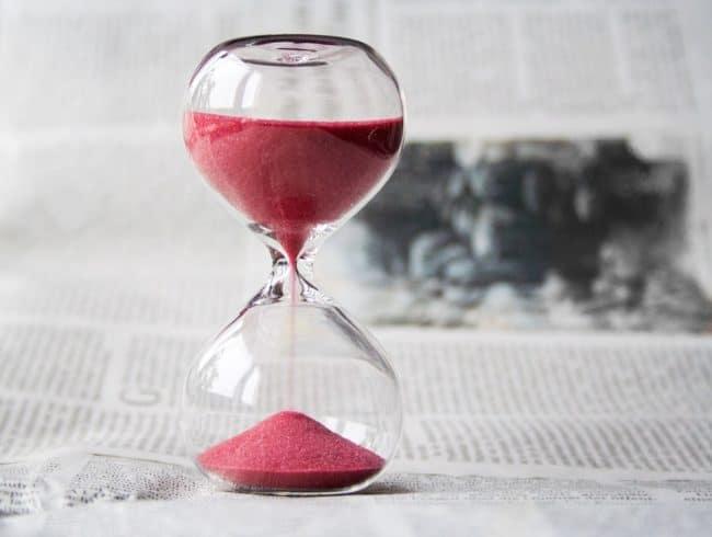 Temps sablier