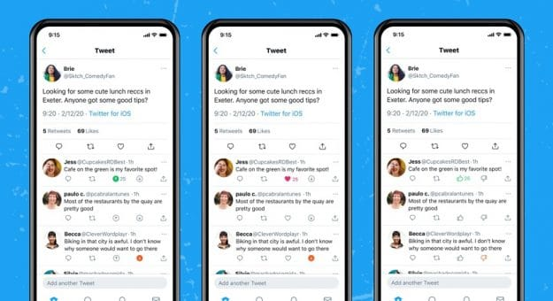 Twitter bouton dislike