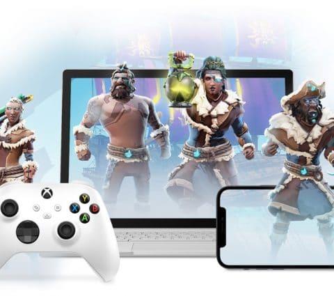 LeXbox Cloud Gaming estdisponible pourtous lesabonnés surPCetiOS