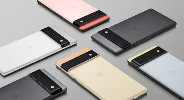Google Pixel6 (Pro): denouvelles infos etimages avant leurprésentation