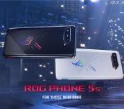 Asus ROGPhone5s et5sPro: unSnapdragon888+ pour lessmartphones gaming