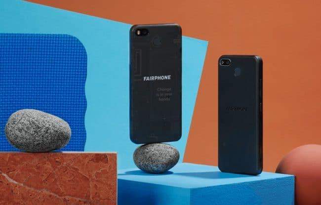 LeFairphone3 ©Capture d'écran/Fairphone