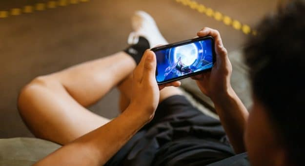 Jeu mobile smartphones