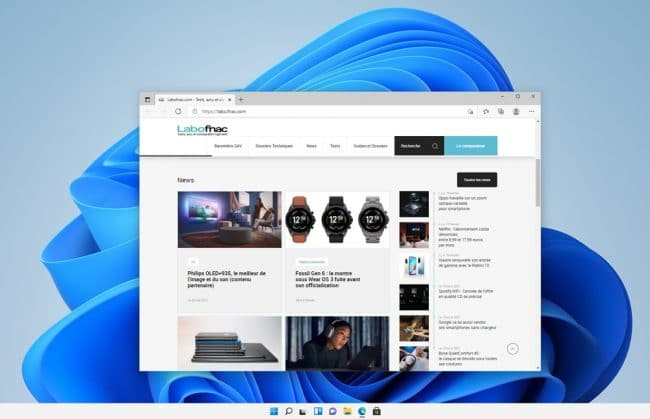 LaboFnac Windows 11