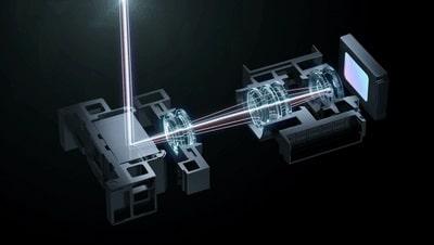 Lezoom optique continu 85-200mm ©Oppo