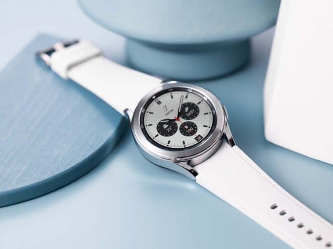 Samsung Galaxy Watch4 et Galaxy Watch4 Classic