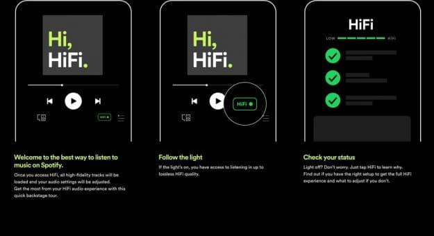 Spotify HiFi: l'arrivée del'offre enqualitéCD seprécise