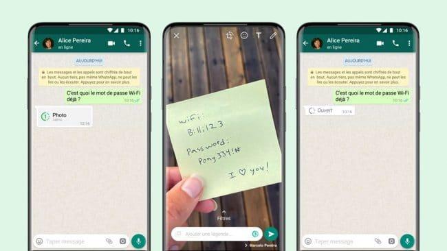 WhatsApp vue unique