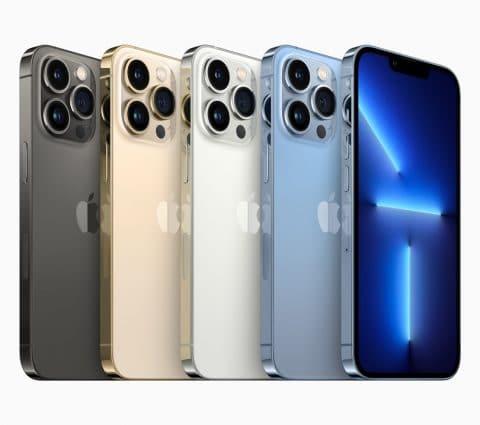 iPhone13 Pro et13Pro Max: unécran 120Hz etunepartie photo/vidéo poussée
