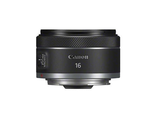 Canon RF 16 mm f/2,8 STM