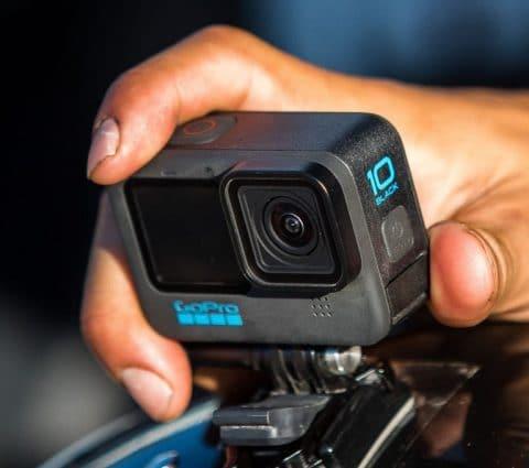 GoPro Hero10 Black: l'action-cam passe àl'enregistrement 5,3K à60 i/s
