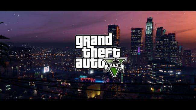 Grand Theft Auto V PS5 Xbox Series X S