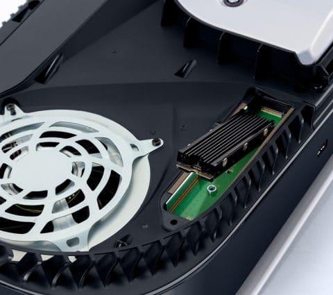PlayStation5: lamise àjour pour lesdisques SSDM.2 etl'audio3D arrive demain