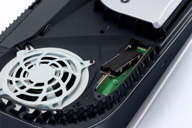 Extension du stockage sur disque SSD M.2