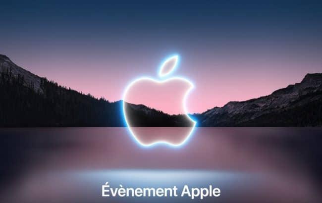 Apple keynote septembre 2021