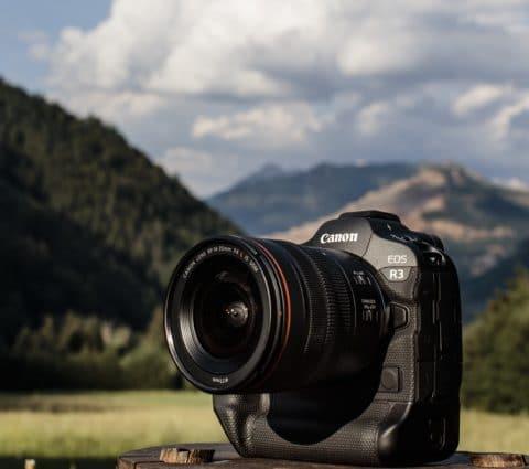 Canon EOS R3: l'appareil hybride plein format professionnel estofficialisé