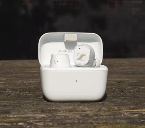 CX Plus True Wireless:Sennheiser ajoute delaréduction debruit active àsesécouteurs abordables
