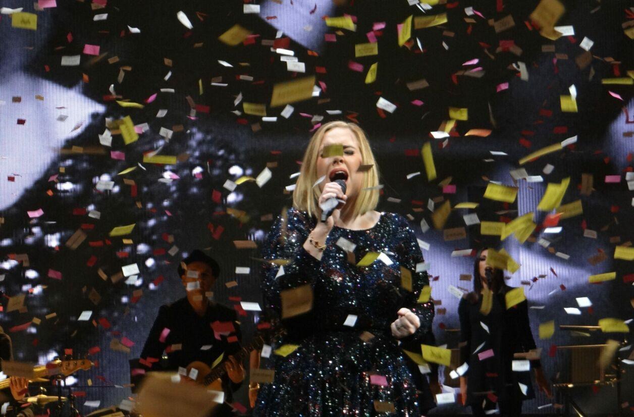 Adèle en concert à Nashville, Adele Live 2016