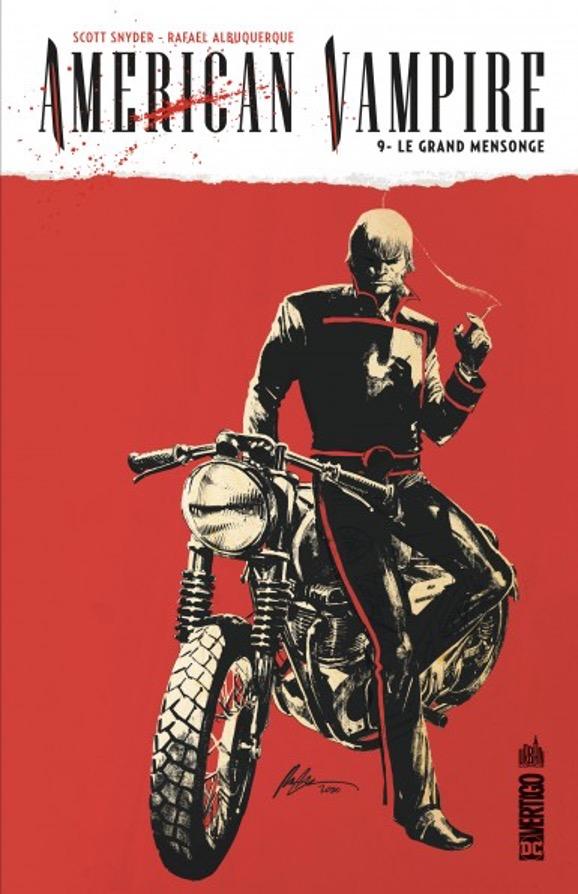De la conquête de l'Ouest aux années 1970, American Vampire raconte une autre histoire des États-Unis.