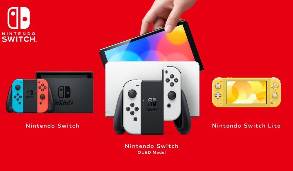Switch OLED : Nintendo dément une augmentation de sa marge