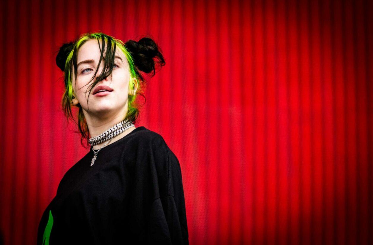Billie Eilish au festival Pukkelpop (Belgique) en 2019