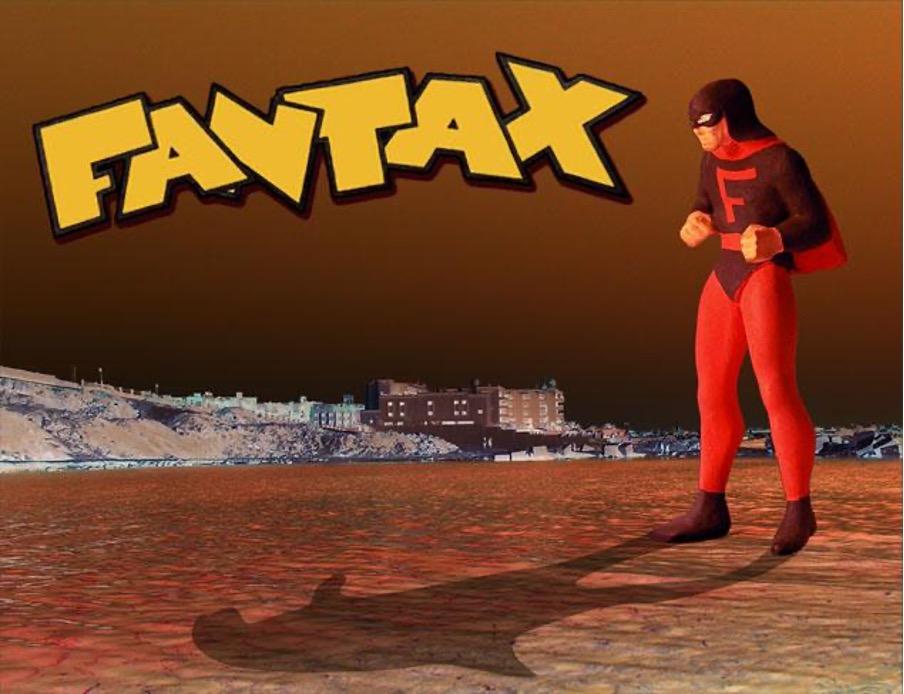 Plus d'un demi-siècle plus tard, Fantax fait encore parler de lui.