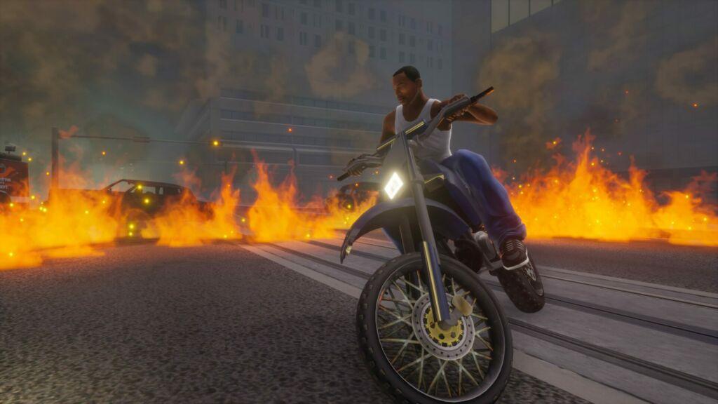 Rockstar dévoile les premières images de la GTA Trilogy Definitive Edition