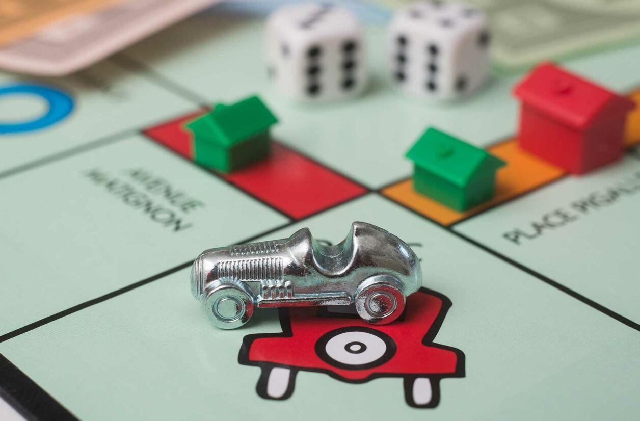 La folle (et véritable) histoire du <i>Monopoly</i>