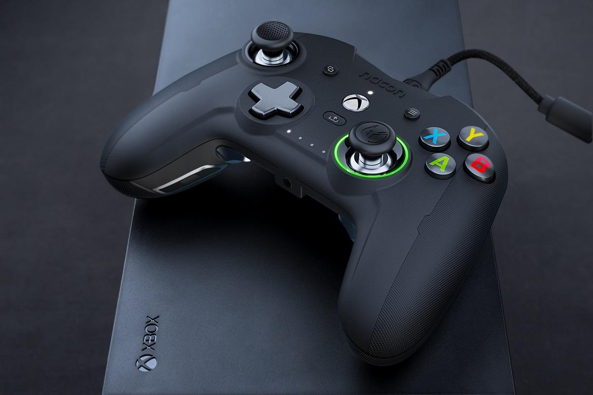 Nacon lance sa manette Revolution X Pro Controller pour Xbox et PC