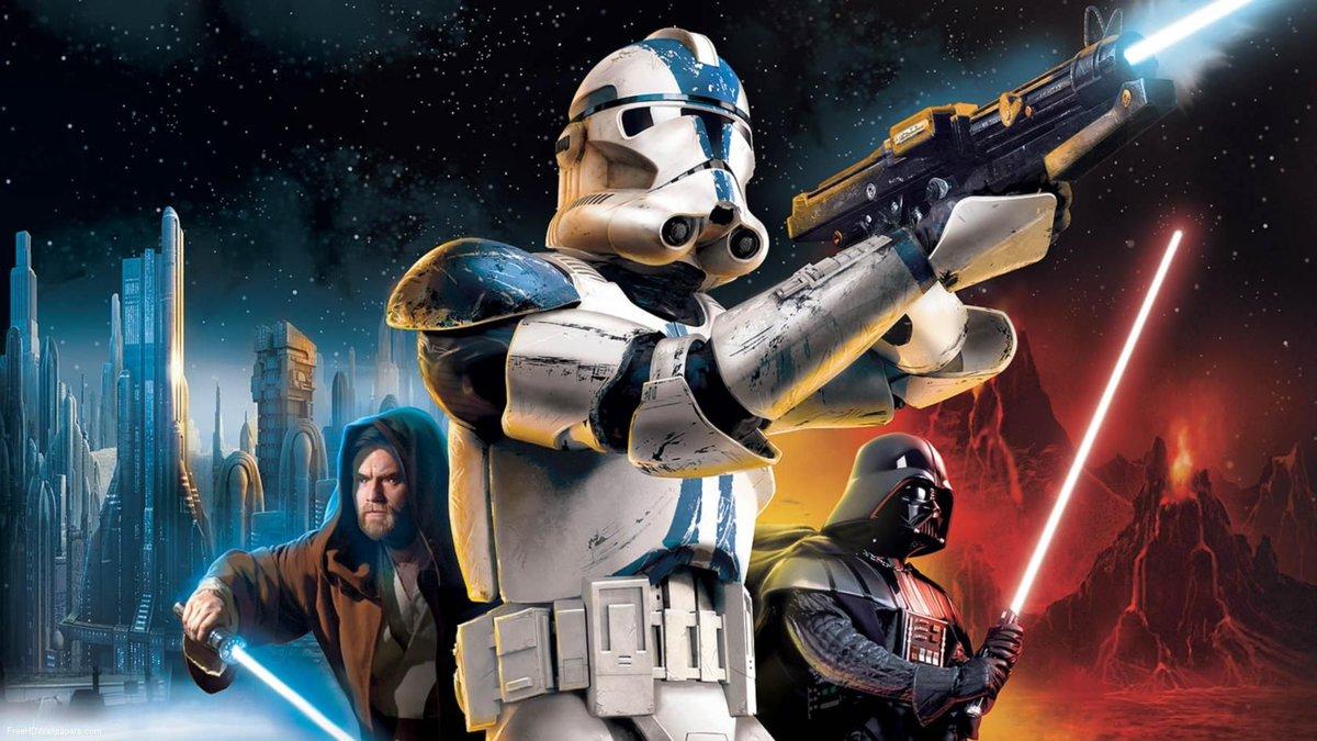 Sorti en 2005, Star Wars: Battlefront II reste à ce jour l'un des opus préférés des fans.