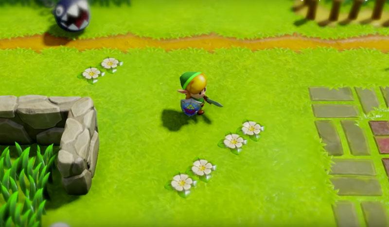 26 ans après, The Legend of Zelda: Link's Awakening va passer de la GameBoy à la Switch