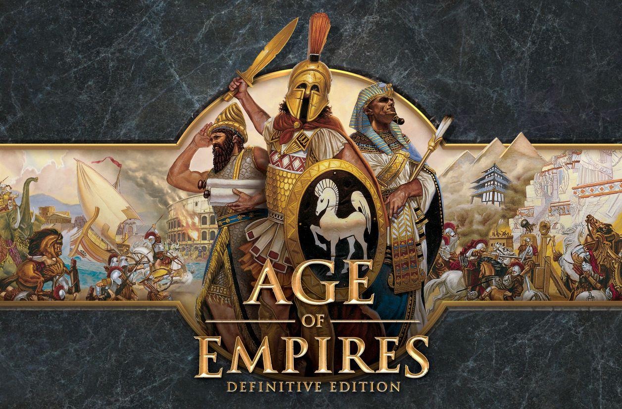 Age of Empires : Definitive Edition prend une nouvelle fois date