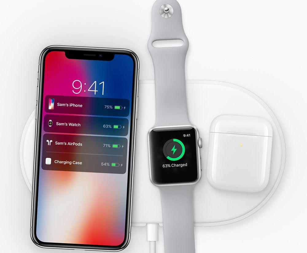 AirPower : le chargeur sans-fil d'Apple serait en production