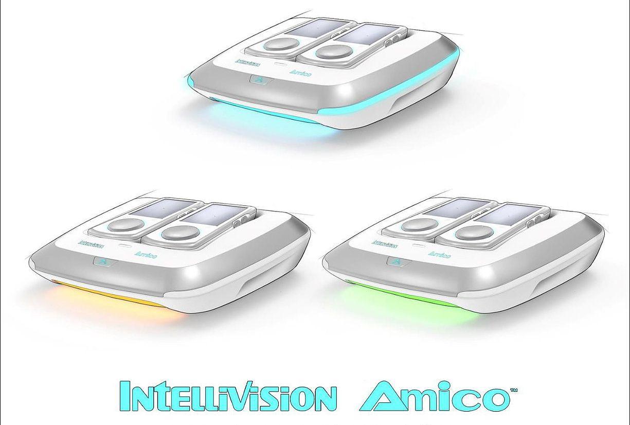 Amico : Intellivision présente sa (future) console rétro familiale