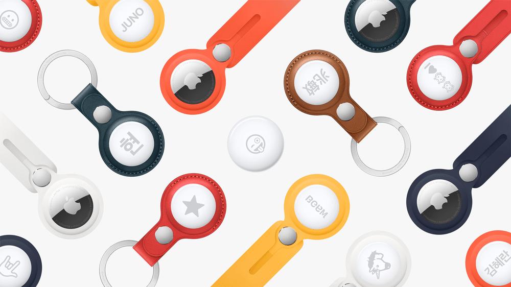 Apple dévoile ses AirTags, des balises pour localiser facilement vos affaires