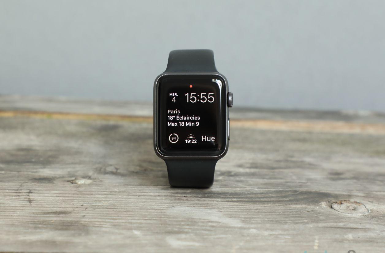Apple devrait réparer gratuitement les Watch Series 2 victimes d'un problème de batterie